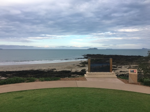 ANZAC memorial at Emu Park
